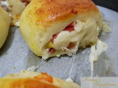 Panino Napoletano©L.Oggi vi cucino così®   sandwich Neapolitan