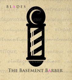 coffee shops barber shop barbers basement forward blades hairdressing