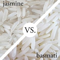Hi Folks, today I would like to write a few words about two very interesting varieties of rice, jasmine and basmati rice. These varieties are characterized by strong aroma and are great as an addition to many popular Asian dishes.  If you would like to know what these two varieties are and how to cook them properly, I invite you to read my post :)