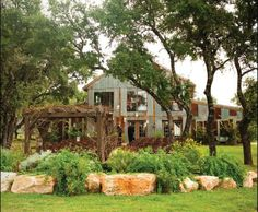 Texas Rustic Wedding Venue: Vista West Ranch - Rustic Wedding Chic