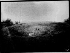 Mound Builders: Photo's of the Serpent Mound's Stone Altar