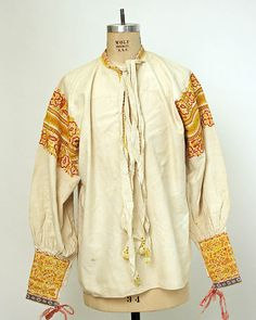 Shirt | Slovak | The Met