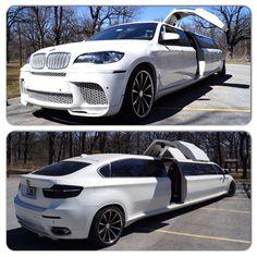 BMW X6 Limo