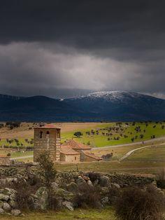 Bernuy-Salinero (Ávila - Spain)