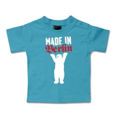 Made in Berlin Baby T-Shirt
