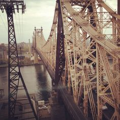 59th Street Bridge - I used to ride my bicycle over this almost every day! (Manhattan to Queens)