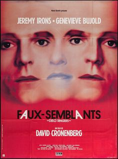 1988 : Faux-semblants (Dead Ringers)