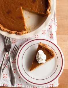 How To Make Classic Pumpkin Pie for Thanksgiving — Baking Lessons from The Kitchn