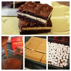 Attempting this tonight! Should be interesting haha #smores #dessert #nomnom #food