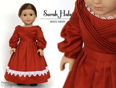Thimbles-and-Acorns-Sarah-Hale-Dress-in-Spice-for-18-inch-American-Girl-Dolls