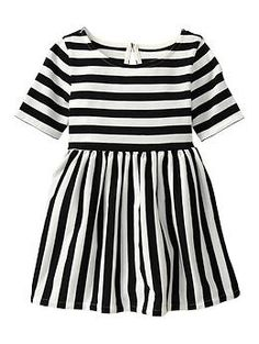 Printed swing dress | Gap - one for leftie and one for me please!