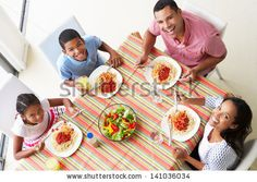 Eating Table Stock Photography | Shutterstock