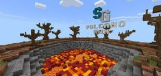As an update of SG Volcano Run, SG Volcano Run (v2) promises to make you happy in your adventure. The game comes with larger arenas. You need to jump on different power-ups and try to complete your running on the floor. Feel confident to play the game in single mode or multiplayer mode. Founded... https://mcpebox.com/sg-volcano-run-v2-minigame-map-minecraft-pe/