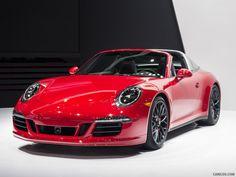 Awesome 2016 Porsche 911 Targa 4 GTS