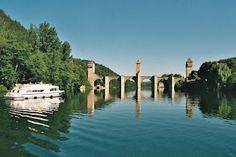 Turisme Fluvial al Lot, França