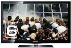 Samsung LE32C650 81,3 cm (32 Zoll) LCD-Fernseher (Full-HD, 100Hz, DVB-T/-C) schwarz