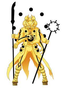 Commission: Naruto Alternate Asura Design by on DeviantArt Naruto Shippuden Sasuke, Naruto Kakashi, Anime Naruto, Wallpaper Naruto Shippuden, Naruto Wallpaper, Naruto Art, Otaku Anime, Naruto Tattoo, Naruto Oc Characters