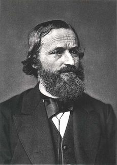 Gustav Robert Kirchhoff March 1824 – 17 October was a German physicist who contributed to the fundamental understanding of electrical circuits, spectroscopy, and the emission of black-body radiation by heated objects. Celebrities Then And Now, Extraordinary People, Physicist, Portraits, Electrical Engineering, Science And Technology, Mathematics, Chemistry, History