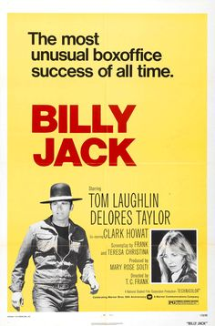 Billy Jack {1971} The opening and closing song would make me cry, I was 11 the first time I saw this, One Tin Soldier sung by Jinx Dawson of Coven.