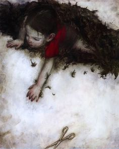 Little Red Riding Hood- illustrated by Beatriz Martin Vidal