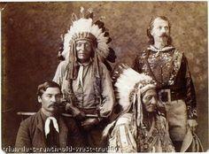 Buffalo Bill and Sitting Bull 1885