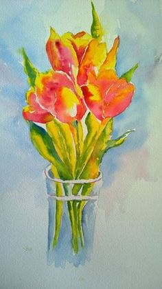 watercolor painting by Madelane Reagan
