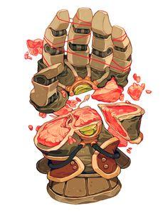 Sachin Teng Illustration | korra