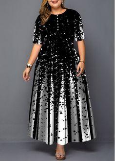 27 Plus Size Skirts Inspiring Ideas. Womens Plus size dress, clothes. Plus size outfit cute patterns inspiration. Womens plus size fashion. 70s Fashion, African Fashion, Fashion Dresses, Autumn Fashion, Girl Fashion, Curvy Fashion, Fashion Tips, Fashion Clothes, Latest Fashion