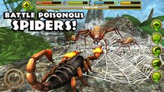 Free Download Scorpion Simulator for android APK