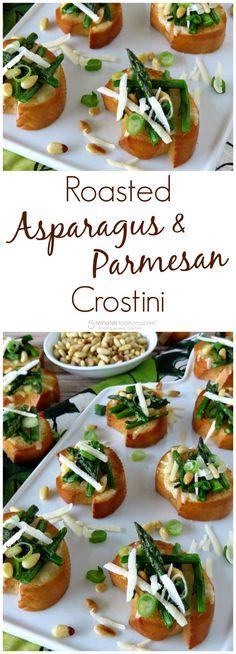 Roasted Asparagus an