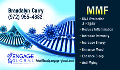 Engage Global Business Card created by Marni G Designs #MarniGDesigns #BusinessCard #BC #EngageGlobal