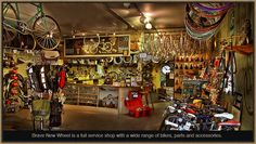 Brave New Wheel | Bike Shop Ft Collins. Full Service Shop with Bikes, Parts, and Accessories!