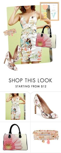 """""""dress"""" by masayuki4499 ❤ liked on Polyvore featuring BCBGeneration and Accessorize"""