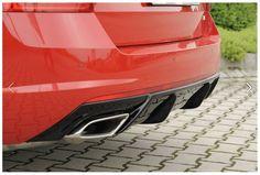 Rieger Tuning představil doplňky pro Škodu Octavia RS