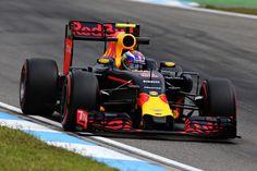 レッドブル:F1ドイツGP 初日レポート  [F1 / Formula 1]