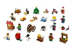 Lego City 60063 - Adventskalender: Amazon.de: Spielzeug