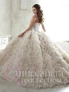 ivory ball gown prom - Google Search