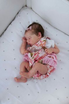 Bb Reborn, Reborn Baby Girl, Baby Girl Dolls, Reborn Dolls, Cute Little Baby, Cute Baby Girl, Little Babies, Cute Babies, Silicone Baby Dolls