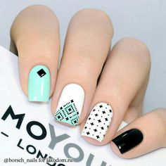 Cute nails you can easily pull offf