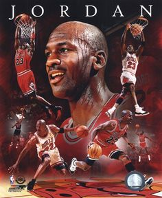 Michael Jordan - NBA Player the greatest player of all times!!!