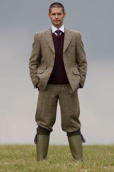The Tweed Fox