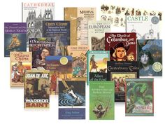 Medieval History Intermediate Pack - Beautiful Feet Books' Medieval History Through Literature