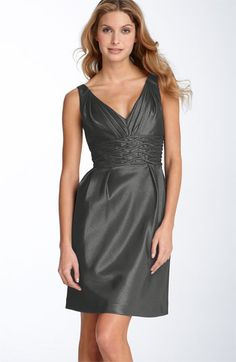 Wear again factor: High. Super fancy dress that would be great for any holiday/company party.