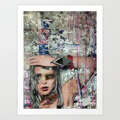 Frozen Art Print Promoters - $18.00