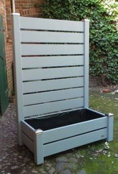 Best garden shed patio side yards ideas shed landscaping shed landscaping landscaping flower beds landscaping gravel of shed landscaping Privacy Fence Landscaping, Backyard Privacy, Backyard Landscaping, Porch Trellis, Garden Shed Diy, Diy Place Cards, Garden Planter Boxes, Wooden Planters, Wooden Garden