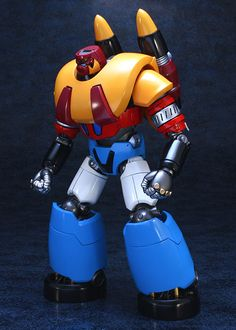 Fewture EX Gokin - Getter Poseidon Robot Cartoon, Japanese Robot, Mecha Anime, Super Robot, Robot Design, Cool Toys, Gundam, Action Figures, Pokemon