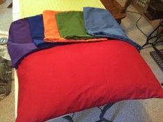 Sewing Envelope Pillows