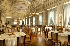 The Grand Hotel Villa Serbelloni is one of the oldest and most elegant hotels in the Lake Como area (Italy) and the only 5 star de-luxe hotel in Bellagio.