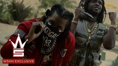 """Rocaine of Chief Keef's Glo Gang """"Rubberbands (Chicken Chicken)"""" (WSHH E..."""