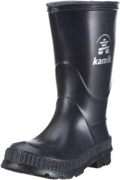 cff42f9f026 Kamik Stomp Rain Boot (Toddler Little Kid Big Kid)
